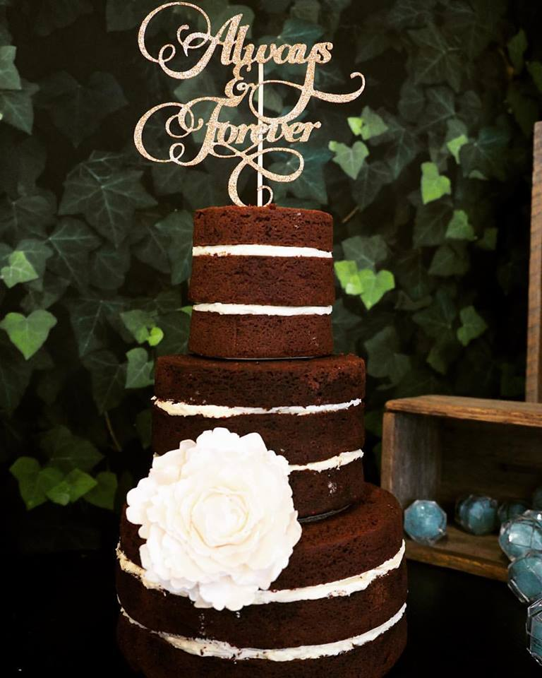 always & forever cake